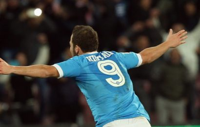 Higuaín alla Juventus: in arrivo una plusvalenza monstre per il Napoli
