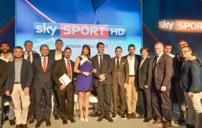 Sky: ricavi in aumento a 14,22 miliardi. Record di ascolti per Sky Sport Italia