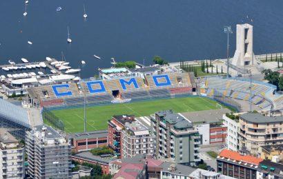 Stadio Sinigaglia inagibile, rinviata Como-Pontedera
