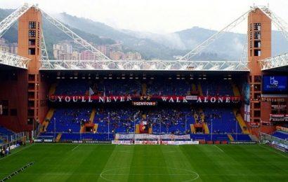 Crollo ponte, in Serie A rinviate le partite di Genoa e Sampdoria