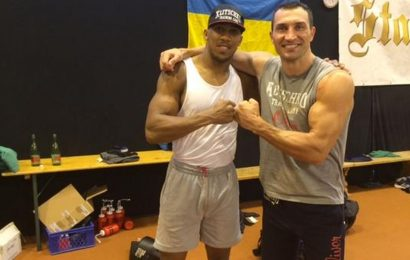 Boxe, Joshua-Klitschko: un match da 33,3 milioni di euro