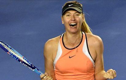 Sharapova: squalifica per doping ridotta di 9 mesi