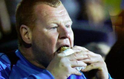Lo show del panino finisce male, Shaw lascia il Sutton