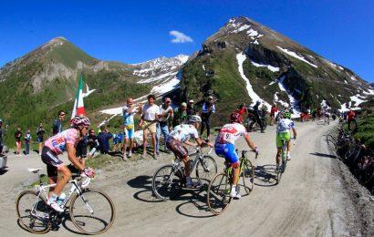 Giro d'Italia: 170 ore di ciclismo sulla RAI