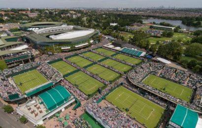 Tennis, i premi del torneo di Wimbledon