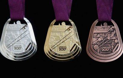 Il medagliere dei Mondiali di atletica