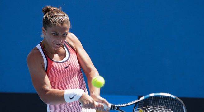 Sara Errani positiva all'antidoping. Due mesi di stop