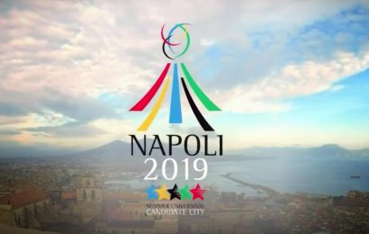 Universiadi 2019, Napoli si prepara all'evento