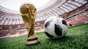 il pallone di Russia 2018