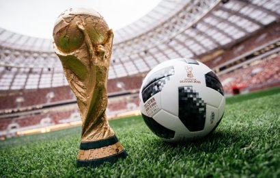 Telstar, ecco il pallone di Russia 2018