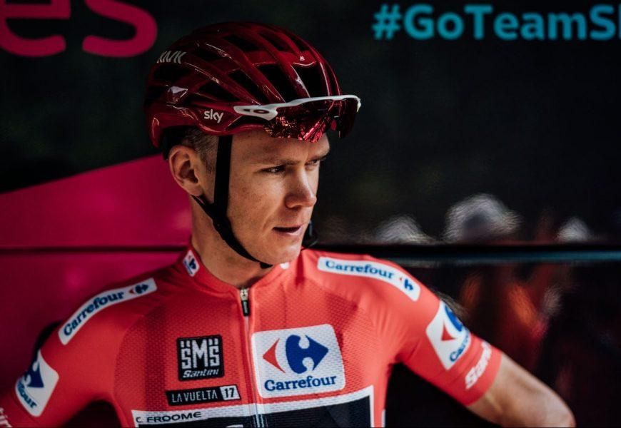 Doping, Froome positivo alla Vuelta 2017