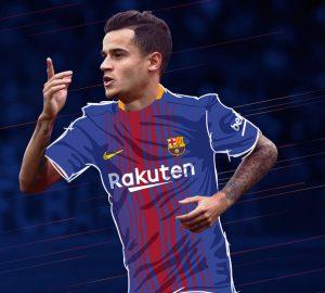 Coutinho al Barcellona