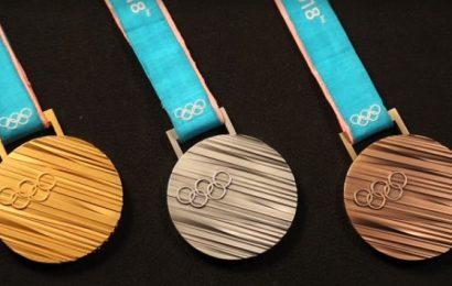 Il Medagliere delle Olimpiadi Invernali 2018 (definitivo)