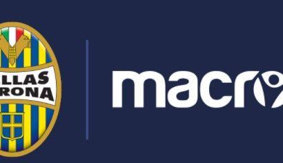 Sponsorizzazioni, accordo Macron-Hellas Verona
