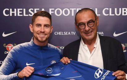 Jorginho al Chelsea: super plusvalenza per il Napoli