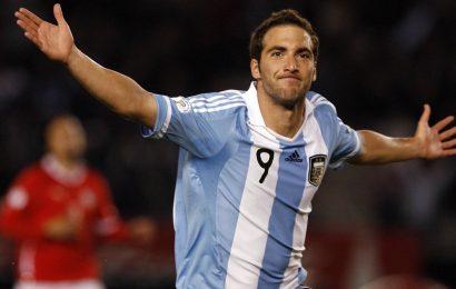 Gonzalo Higuaín alla Juventus per 90 milioni