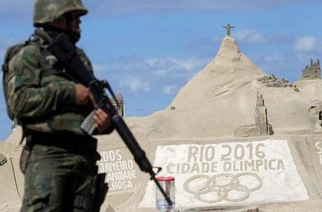 Olimpiadi di Rio 2016: sale l'allarme terrorismo