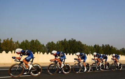 Mondiali di ciclismo: flop spettatori. Sagan vince nel deserto