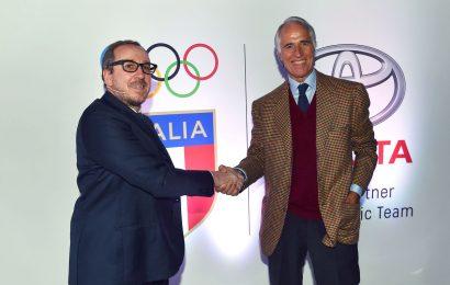 CONI-Toyota: partnership fino al 2024