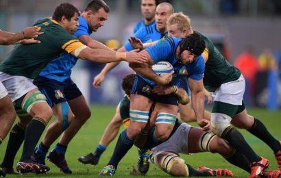 Rugby, gli italiani non amano buttarsi nella mischia