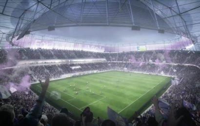 La Fiorentina pronta a investire 250 milioni per il nuovo Stadio Artemio Franchi