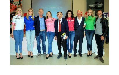 Il percorso del Giro Rosa 2017, dal Friuli alla Campania
