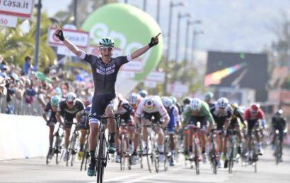 I premi del Giro d'Italia