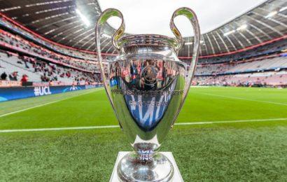 I gironi di Champions League 2017/2018