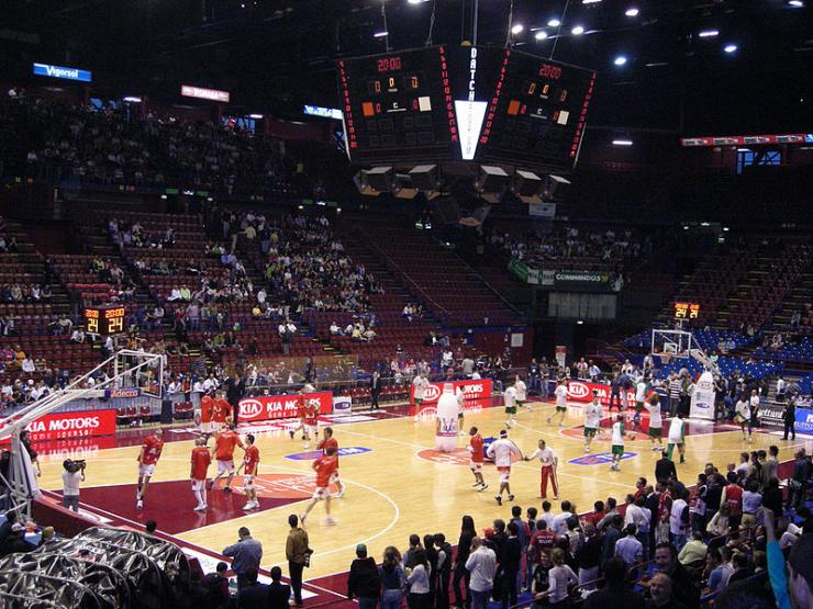 Diritti tv di basket, Serie A su Eurosport e Rai