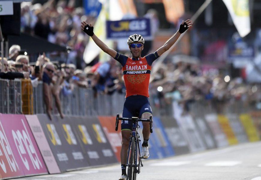 I premi del Giro di Lombardia. L'ordine d'arrivo