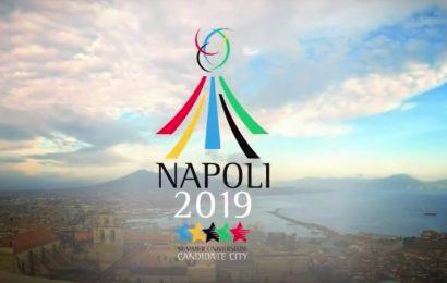 Universiadi 2019, Napoli si prepara all'evento