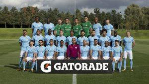 Gatorade è il nuovo Nutrition Partner del Manchester City