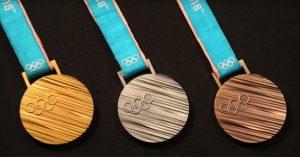 quanto valgono le medaglie delle Olimpiadi