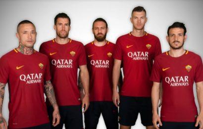 Sponsorizzazioni, accordo tra Roma e Qatar Airways