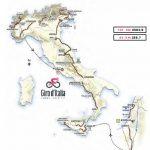 101esima edizione del Giro d'Italia