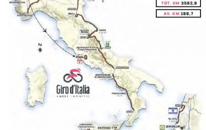 La 101esima edizione del Giro d'Italia è da record