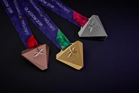 Il medagliere dei Campionati Europei. Terzo posto per l'Italia