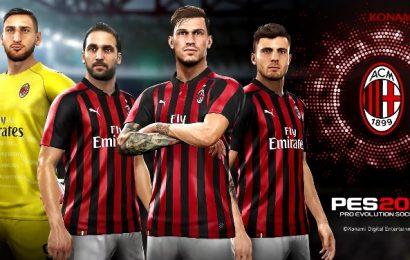 eSports, Milan e Konami prolungano la partnership
