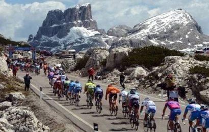 Percorso Giro d'Italia 2019, si parte da Bologna