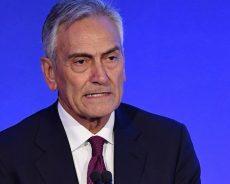 FIGC, Gabriele Gravina rieletto presidente fino al 2024