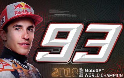 MotoGP, Marc Marquez vince il Mondiale