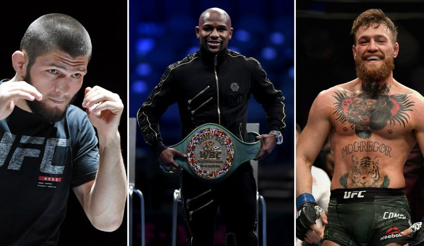 MMA e boxe, che intrecci tra Mayweather, McGregor e Khabib