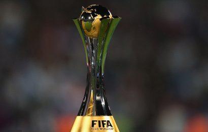 il trofeo della fifa club world cup