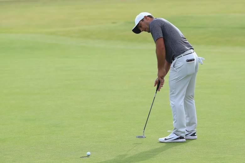 Golf, la BBC premia Francesco Molinari