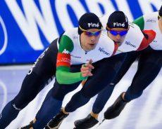 Short track, dall'8 al 10 febbraio Torino ospita la Coppa del Mondo