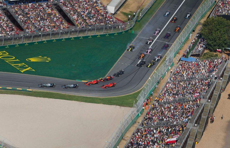 Formula 1, dominio Mercedes in Australia. Ferrari fuori dal podio