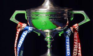 il trofeo del Betfred World Championship