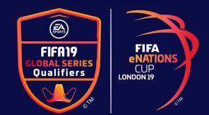 logo Fifa eNations Cup