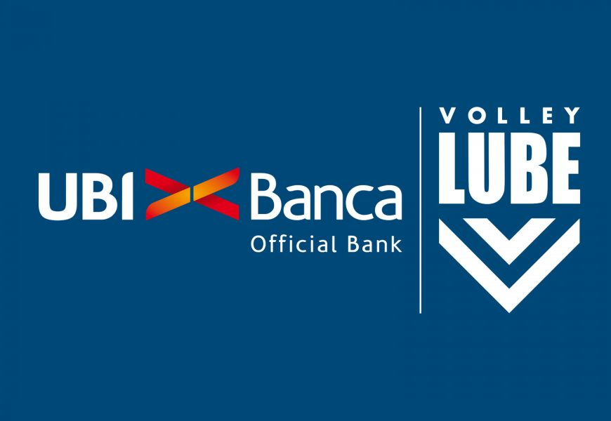 UBI Banca è la nuova Official Bank di Volley Lube