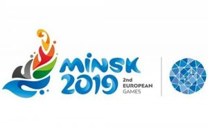 logo European Games 2019